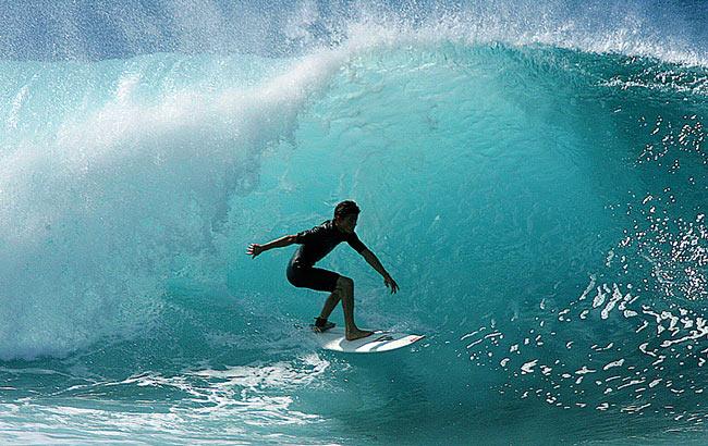 Takhle se surfuje (VIDEO)